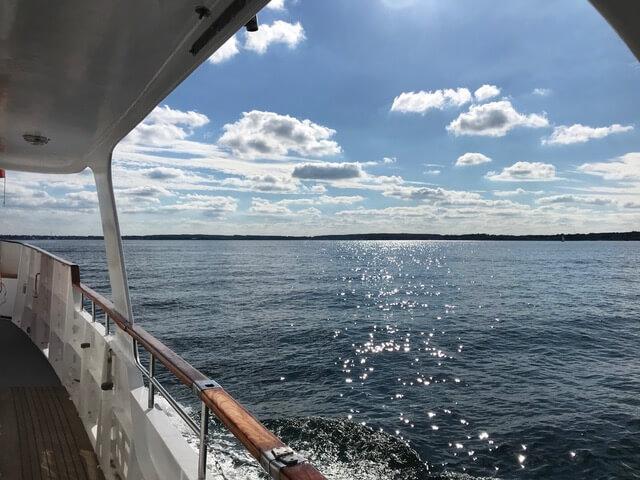 Schiff chartern Ostsee